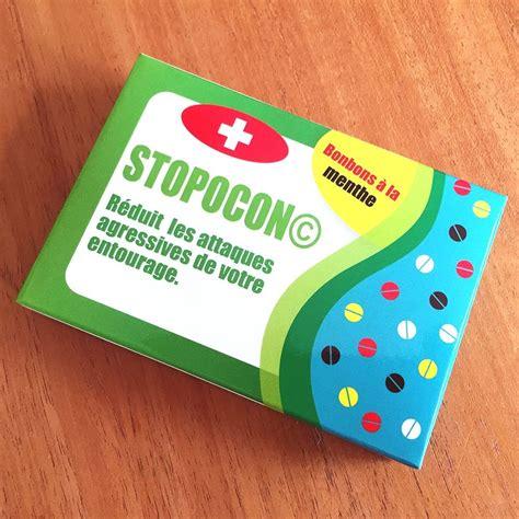 gadget cuisine médicament stopocon des laboratoires fépachié à 5 95