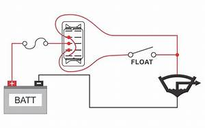 Well Pump Wiring Diagram Also Bilge Switch