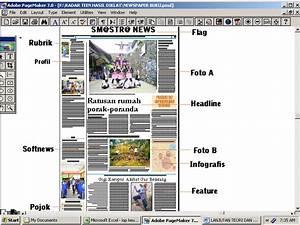 Buat Koran Sendiri  Yuk   Tutorial Dengan Adobe Pagemaker  Oleh Teguh Hariawan