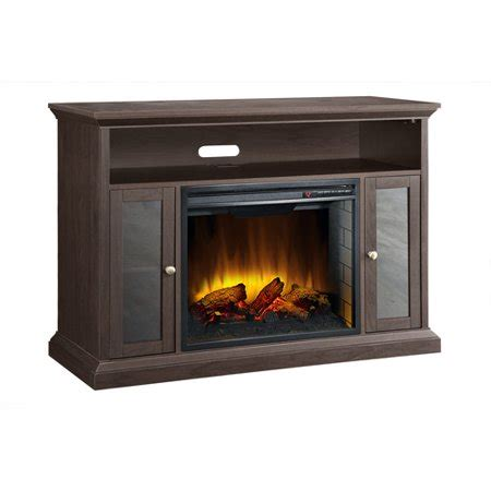 pleasant hearth riley media electric fireplace  tvs