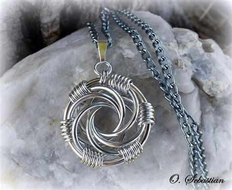 maillestrom chainmaille tutorial   onselz chain
