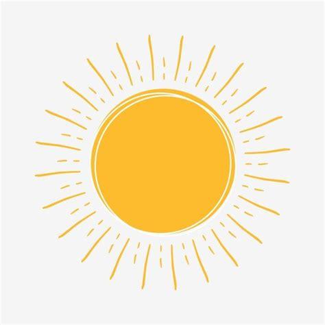 Bright Yellow Sunshine Clipart, Sunshine Clipart, Bright ...