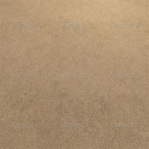 plain desert sand seamless ground texture  polysmithd