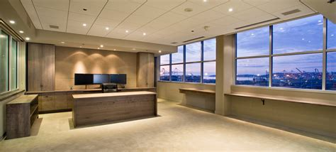 office with view executive office boardroom braseth construction Ceo