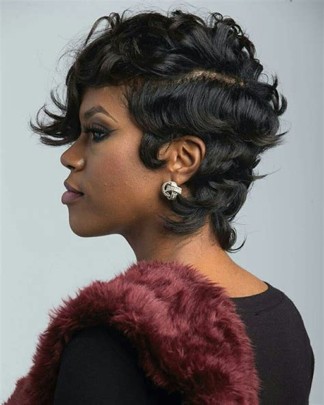 Curly Hairstyles for Black Women Short Hair Braids for