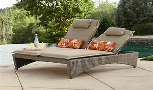 Lounge Sofa Outdoor : patio chaise lounge as the must have furniture in your pool deck ~ Frokenaadalensverden.com Haus und Dekorationen