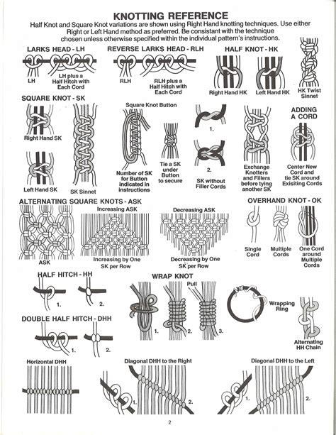 christmas knots bows xmas macrame pattern book