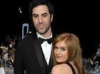 Isla Fisher expecting third child with husband Sacha Baron ...