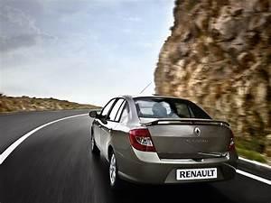 Renault Clio Symbol  Thalia - 2008  2009  2010  2011  2012