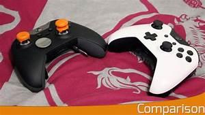 Xbox One Elite Controller Vs Scuf One YouTube