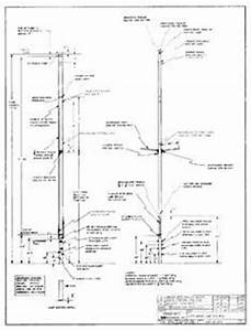 Coronado 35 Optional Mast Plan