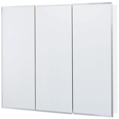 glacier bay kitchen cabinets glacier bay 36 in x 29 in frameless surface mount