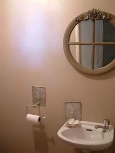 decoration wc gris et blanc With wonderful couleur gris taupe pour salon 3 peinture gris anthracite et gris perle deux couleurs deco