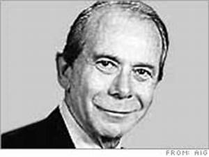 Spitzer serves ... Maurice Hank Greenberg Quotes
