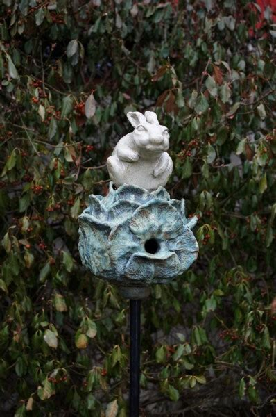 rabbit   cabbage goff creek pottery