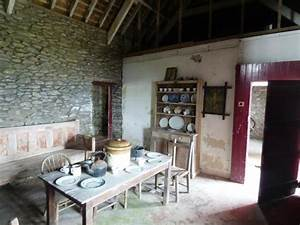 Inside Cottage Picture Of Irish Famine Cottages Dingle