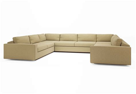 chaise design u shaped sectional with chaise design homesfeed