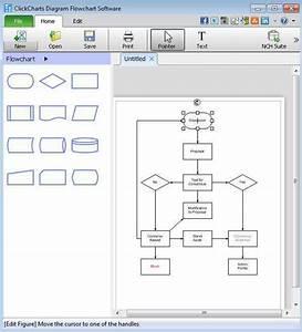 10 Aplikasi Membuat Flowchart Dfd  U0026 Erd Di Microsoft