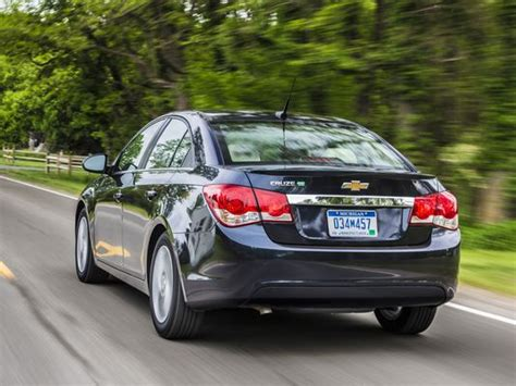 Gm Recalls Chevy Cruze For Axle Problem