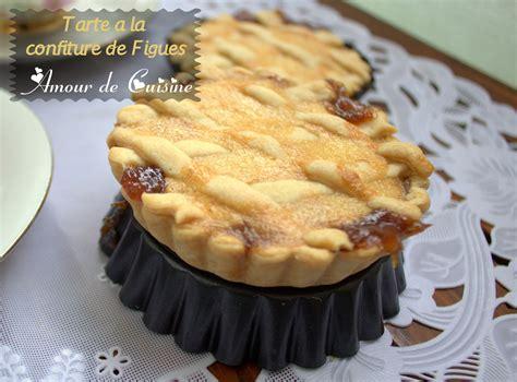 tv cuisine tarte a la confiture de figues samira tv amour de cuisine