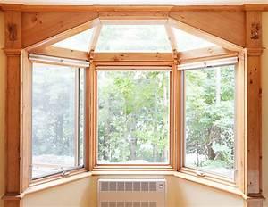 Custom Solarium bay window - HISTORIC BUILDING Co