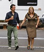 Kate Winslet and Ned Rocknroll look loved up on set of new ...