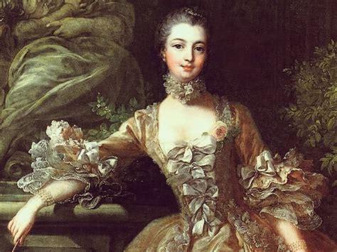 franois boucher la marquise de pompadour tea with madame de pompadour wall international