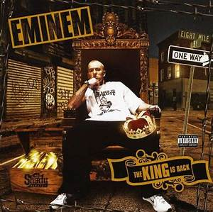 Eminem - The King Is Back (CD) at Discogs