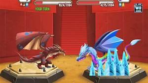 Dragon City: Wonderland Island - Battle #3 [Prisma Dragon ...