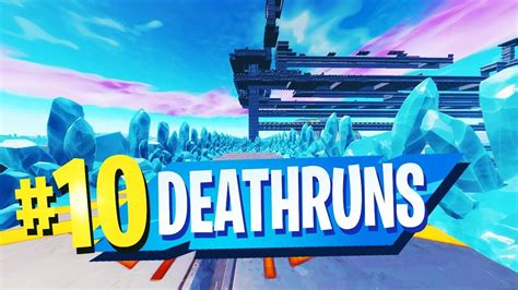 deathrun maps codes  fortnite mp  mb