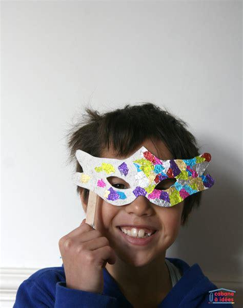 decorer un masque de carnaval des masques pour le carnaval cabane 224 id 233 es