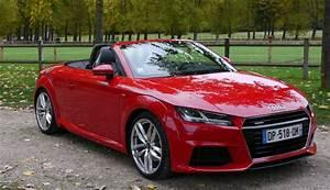 Nouvelle Audi Tt 2015 : essai auto que vaut l 39 audi tt nouvelle g n ration ~ Melissatoandfro.com Idées de Décoration