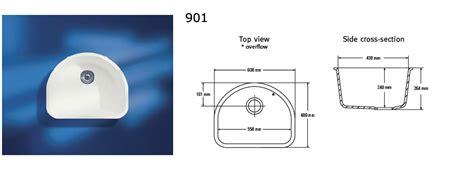 Dupont Corian Sink 809 by Corian Worktops 50 All Corian Worktops Envy