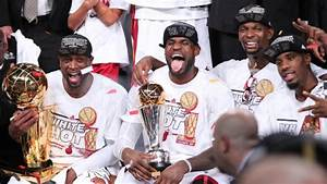 Miami Heat win 2nd straight NBA championship with 95-88 ...
