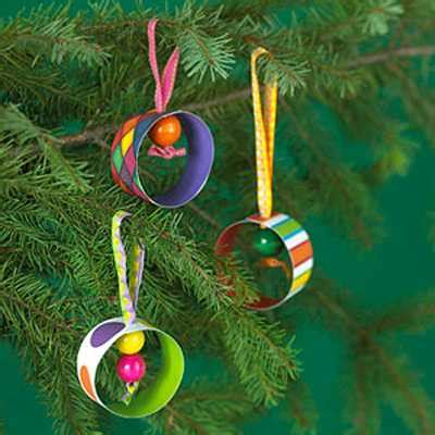 30 easy handmade christmas decorations paper crafts for