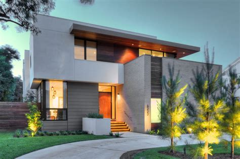 Modern Houses : Modern House In Houston From Architectural Firm Studiomet