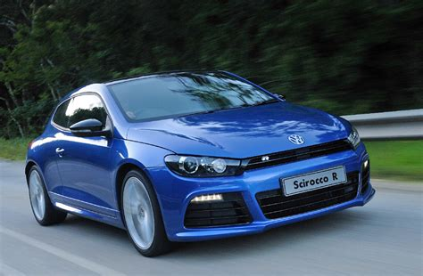 vw scirocco r the s sports car