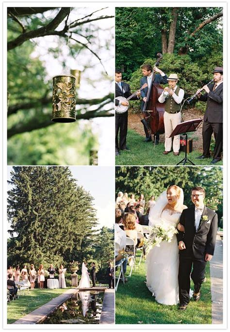 new jersey botanical wedding caitlin jarrod real
