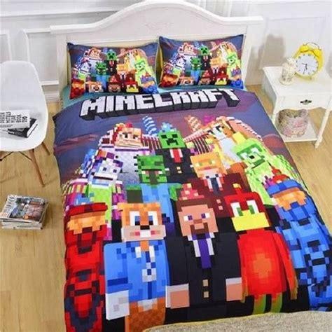 minecraft bedding walmart 17 best ideas about minecraft bedding on