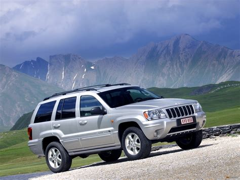 Images Of Jeep Grand Cherokee Overland Wj 200204