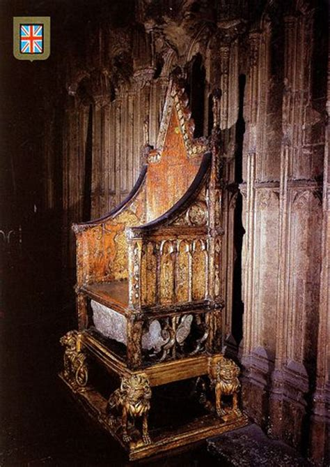 King Edward Coronation Chair by The World S Catalog Of Ideas