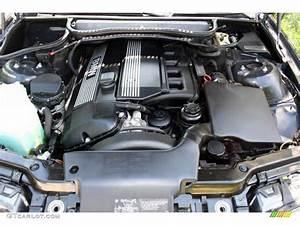 2001 Bmw 3 Series 325i Coupe 2 5l Dohc 24v Inline 6