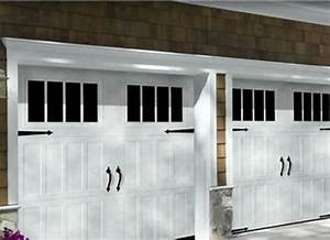 Lowes garage doors get reviews cost styles and more for Carriage style garage doors lowes