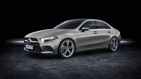 La classe x sembra fatta per l'ambiente urbano ma al tempo stesso si trova a suo agio nel moderno lifestyle, in cui funzionalità, allestimento e design. 2019 Mercedes-Benz A-Class Sedan (V177) is Far More Elegant Than Hatchback - autoevolution