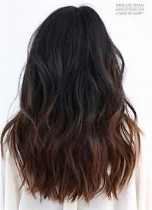 Ombré Hair Marron Caramel : ombr hair brune caramel ~ Farleysfitness.com Idées de Décoration