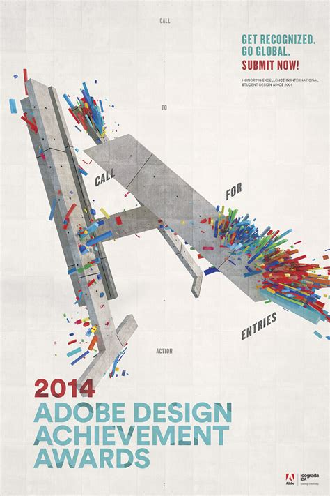 adobe design achievement awards best poster adobe design achievement awards images on
