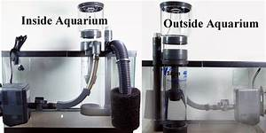 Basic Saltwater Aquarium Set Up  Marine Tank Diagrams  Equipment