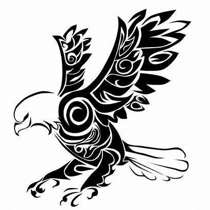 Eagle Tattoo Native American Drawing Tribal Clipart