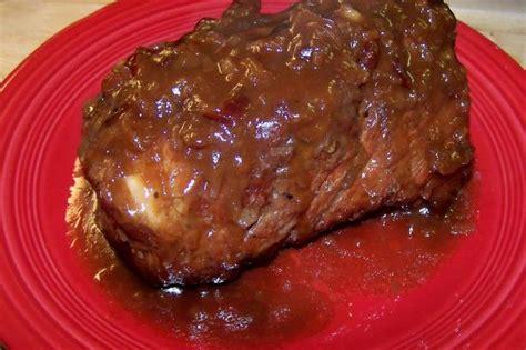 pork loin roast cooker slow cooker crock pot cranberry pork loin roast recipe food com