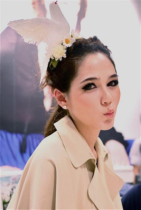 hair style pic ชมพ อารยา เอ ฮาร เก ต ก บ เทรนด ผมส ดเก 8949